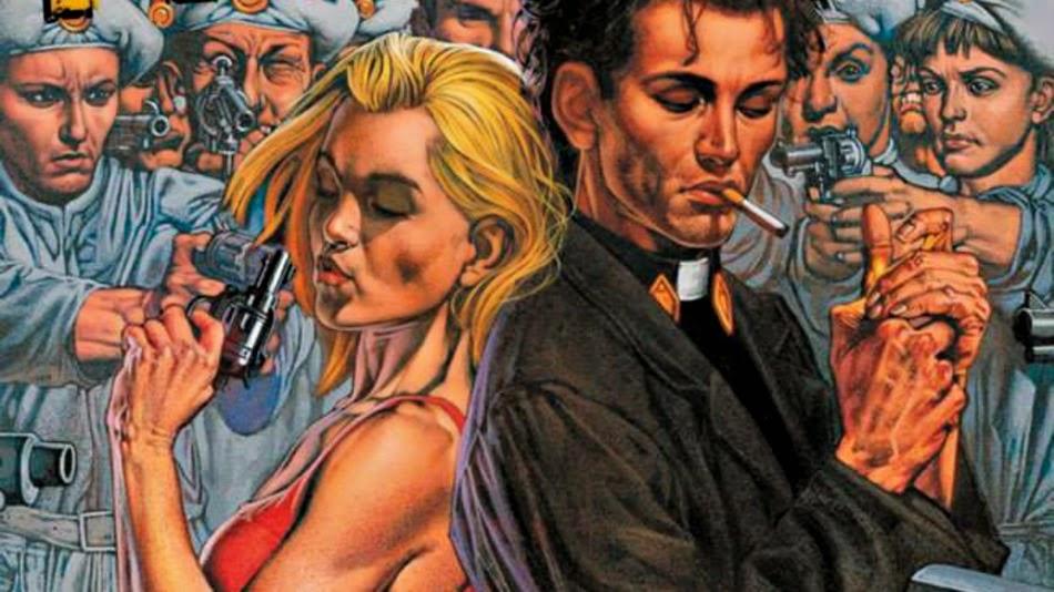 Preacher - Comic Book Adaption receives Pilot Order from AMC