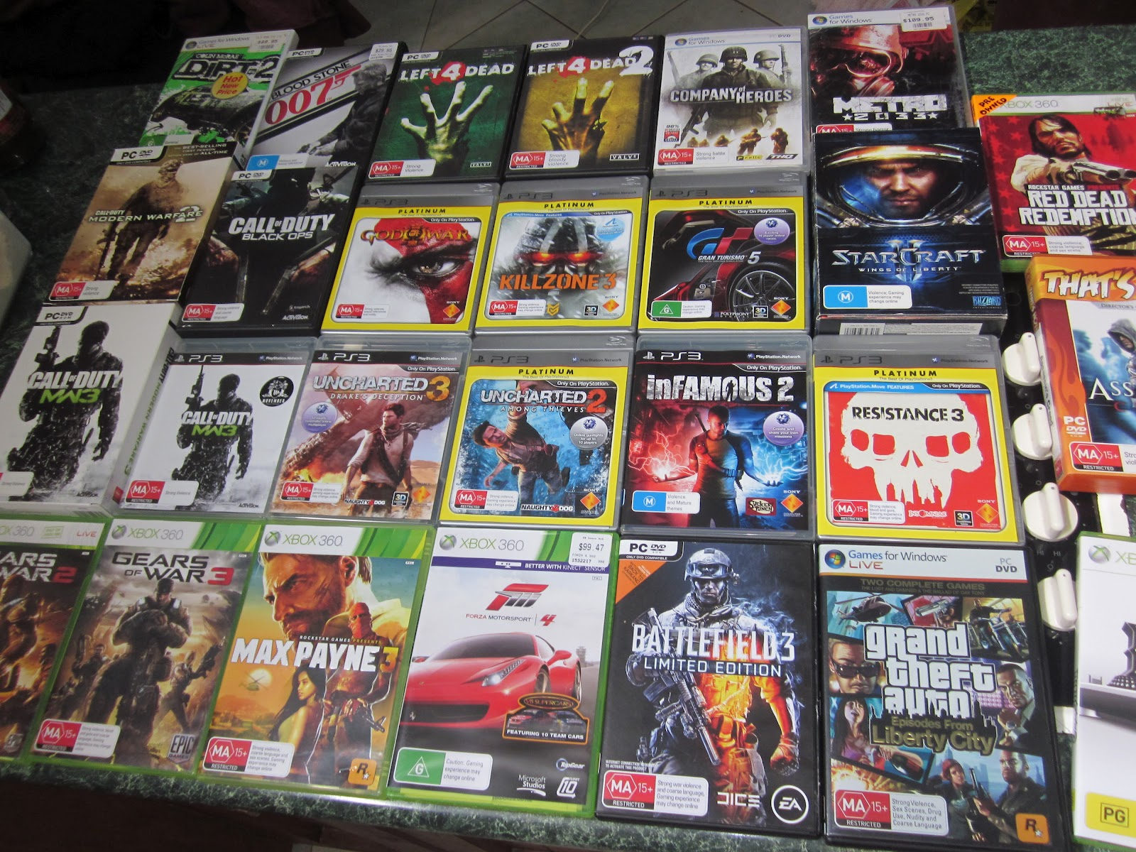 All Games For Ps3 : All games bing images