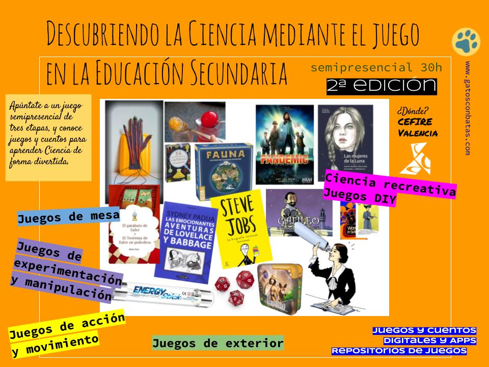 Curso del CEFIRE de Valencia 17VA77IN010