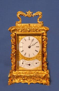Carriaje Clock