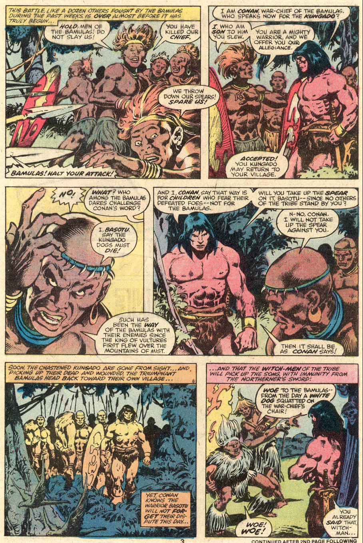 Conan the Barbarian (1970) Issue #102 #114 - English 4