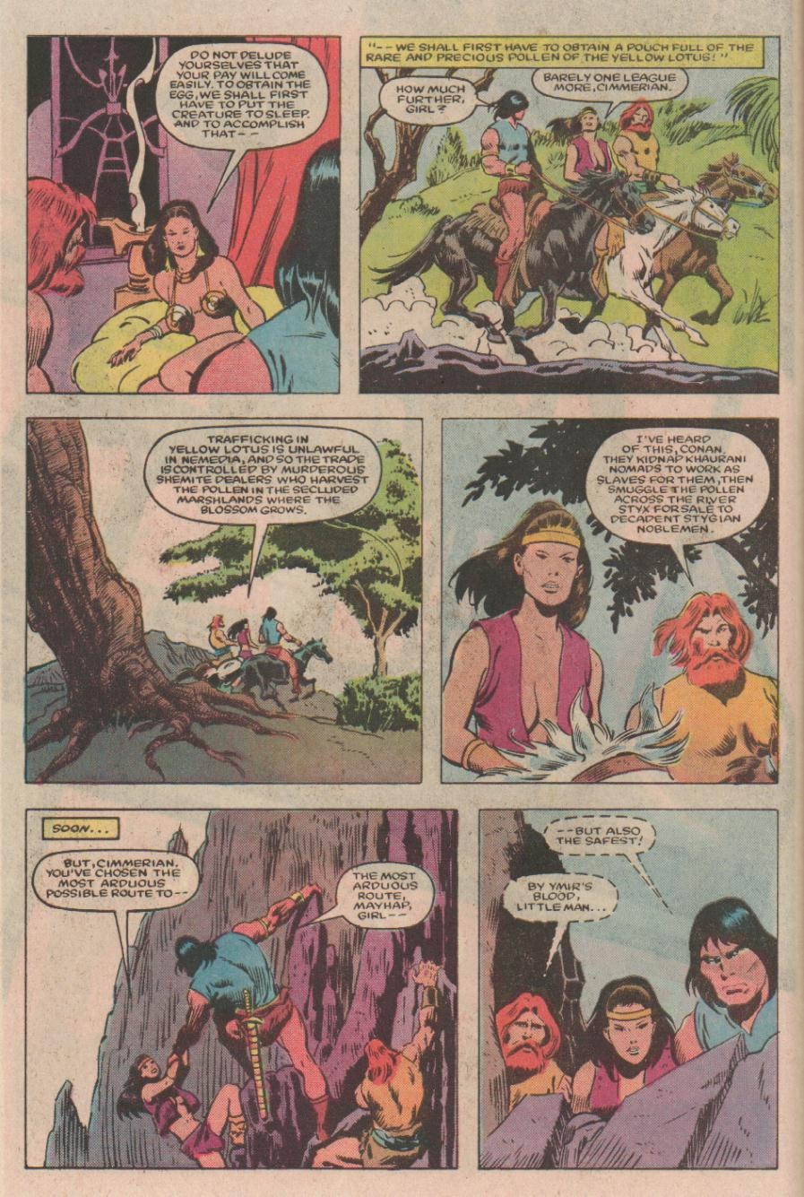Conan the Barbarian (1970) Issue #167 #179 - English 7