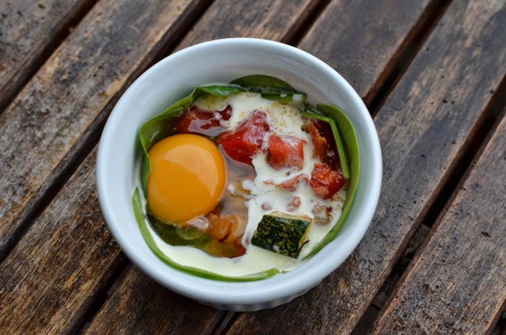 Recipe Eggs en cocotte