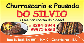 CANAVIEIRAS:CHURRASCARIA E POUSADA DO SILVIO