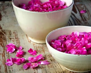 Remedios con rosas