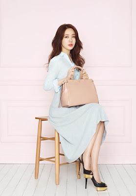 Samantha Thavasa's Office Handbag by Yoon Eun Hye