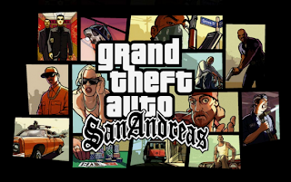 Get Now Grand Theft Auto: San Andreas Android Game,