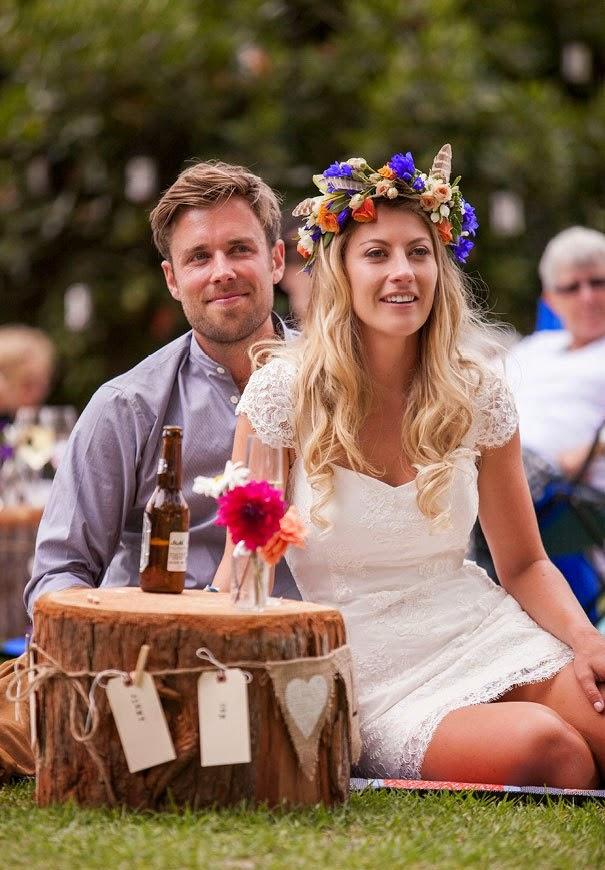 Con b de boda novia informal - Boda informal ...