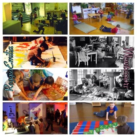 Reggio Emilia ile Montessori Arasındaki Farklar