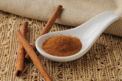 Renew your body with green tea, ginger and cinnamon each day