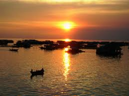 Advantage Of The Great Lake (Call Tonle Sap in Cambodia)