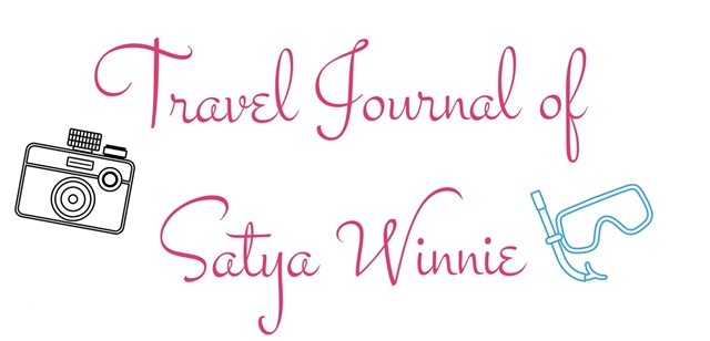Travel Journal of Satya