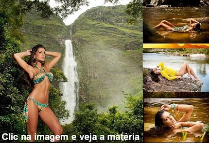 Mais do que merecida, Miss Terra Brasil 2013, Priscilla Martins recebe homenagem em sua Terra Natal