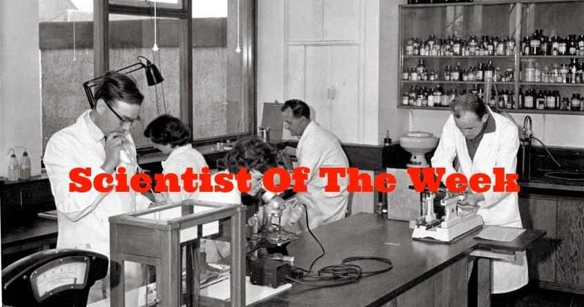 Scientist of the Week 3: Maud Leonora Menten