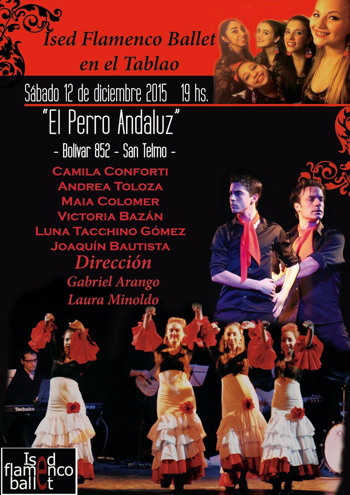 El Perro Andaluz 12/12/2015