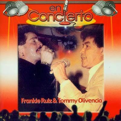 frankie ruiz y tommy olivencia en concierto cd 2 live