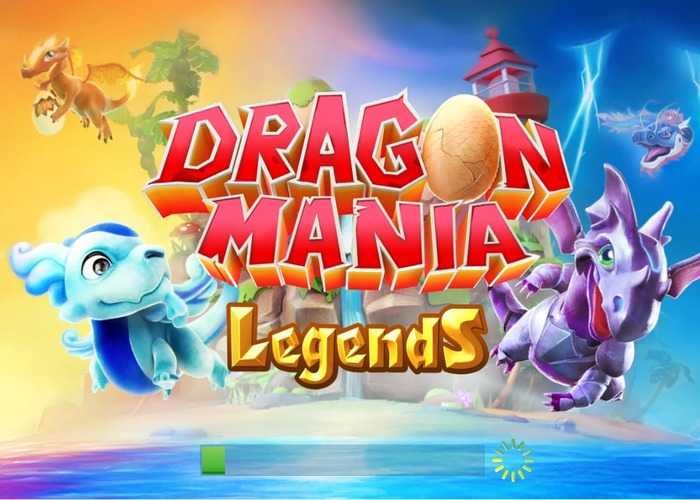 DRAGON MANIA LEGENDS  FOR WINDOWS PHONE