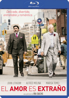 El Amor Es Extraño [2014] Audio Latino BRrip XviD [RG][UP][UD][WP][1F]