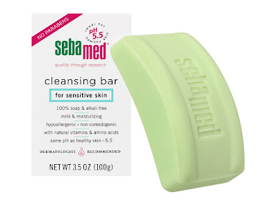 Sebamed, hypoallergenic, Cleansing Bar, Gentle Soap, Dry Skin
