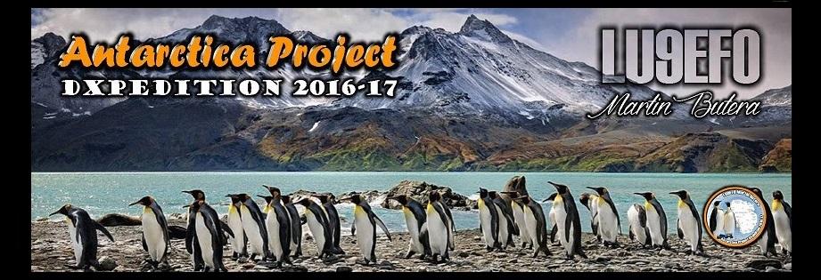 Quiero viajar al Sector Antártico Argentino