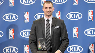 NBA Most Improved Player 10/11