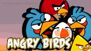 Angry bird, Angrybirdd, Red Angry Bird, Yellow Angry bird, White Angry Bird