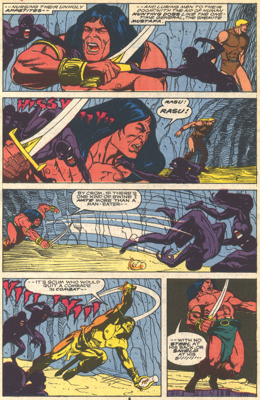 Conan the Barbarian (1970) Issue #229 #241 - English 7