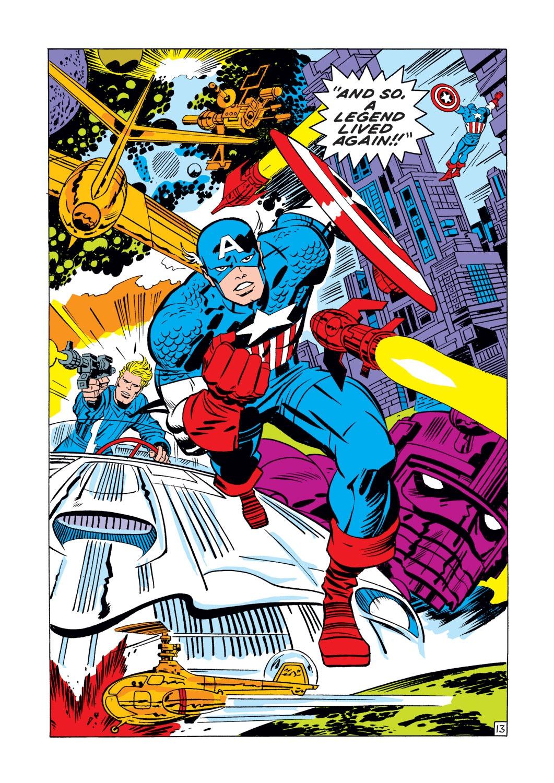 Captain America (1968) Issue #112 #26 - English 14