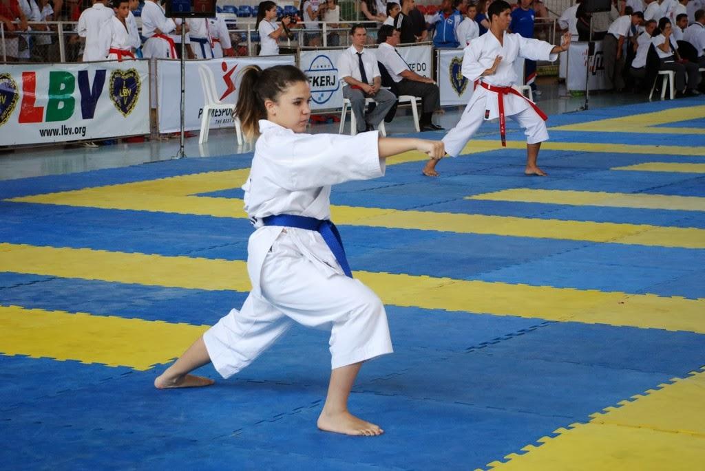 Seletiva nacional de Karatê em Teresópolis começou hoje, 24