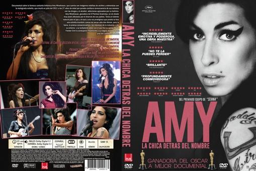 Amy (la chica detras del nombre) | 2015|DVDrip|Mega|Uptobox
