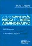 Livros - A nova administração pública e o direito administrativo