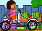 Dora Meyve Arabası Oyunu