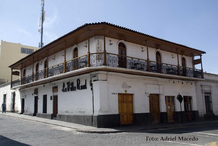 Casona con Balcón Arequipa