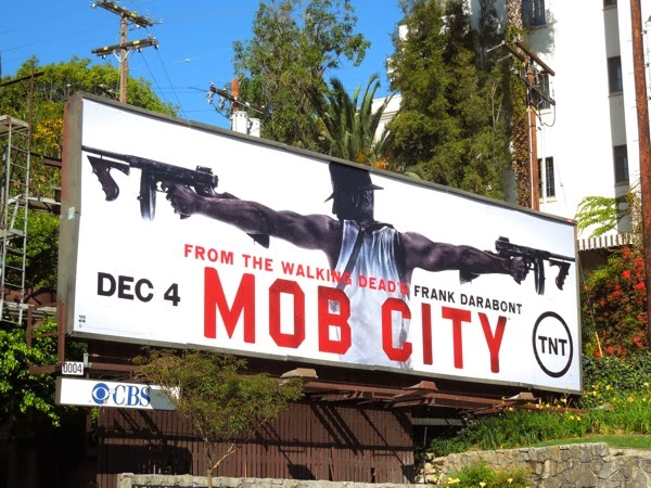 Mob City season 1 billboard