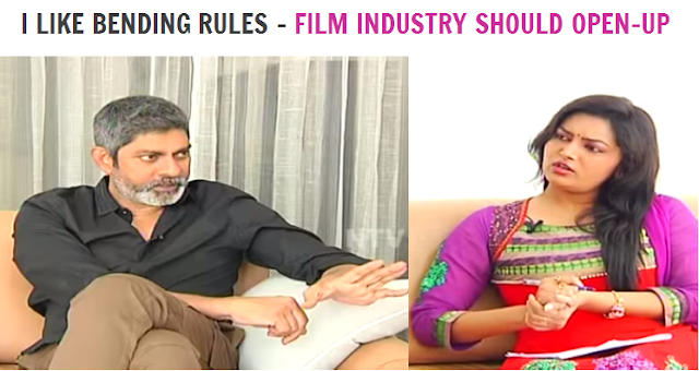 TOLLYWOOD SHOULD OPEN-UP - JAGAPATHI BABAU  AUG 2015