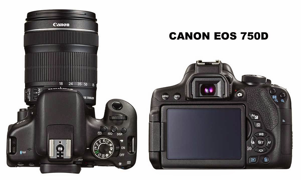 perbandingan canon eos 750d vs canon eos 760d fantastic gadgets and camera review. Black Bedroom Furniture Sets. Home Design Ideas