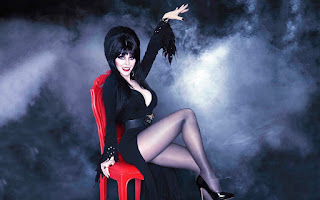 Parade exclusive with Elvira