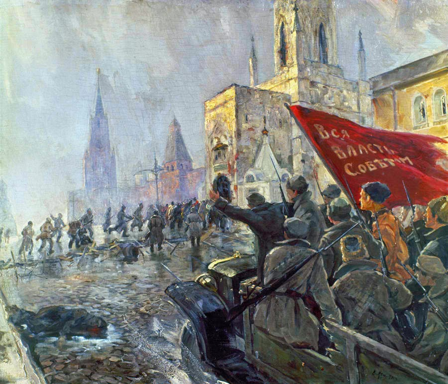 the causes and impact of the russian revolution of 1917 It sparked the beginning of a new era in russia that had effects on countries  in  the years leading up to the russian revolution of 1917, the country had a.