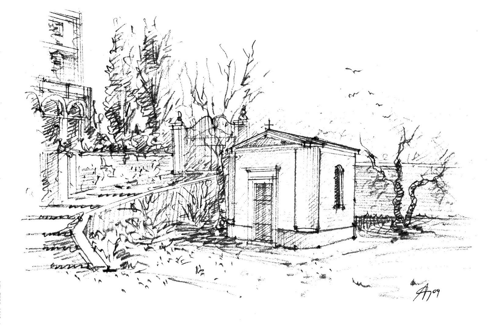 spesso Vent'anni di disegni dell'Arch. Antonio Saporito: Disegno con  BS48
