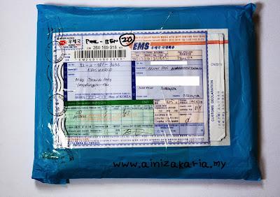 Hadiah dari KBS World Korea