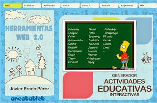 GENERADOR DE ACTIVIDADES EDUCATIVAS.