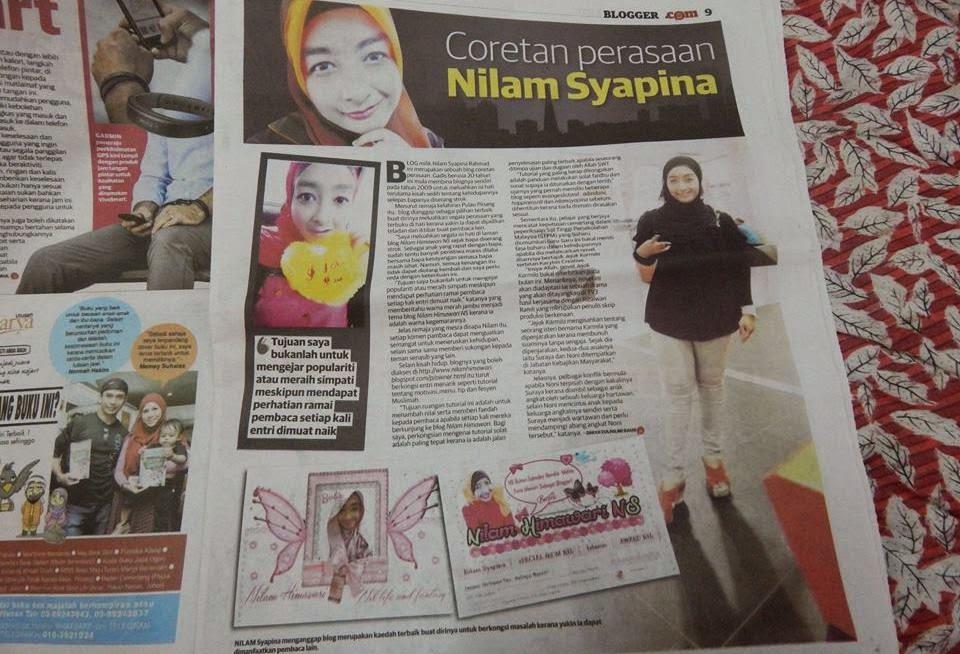 Kisah Novel dan Drama Tulisan Nilam Himawari Dalam Utusan Malaysia