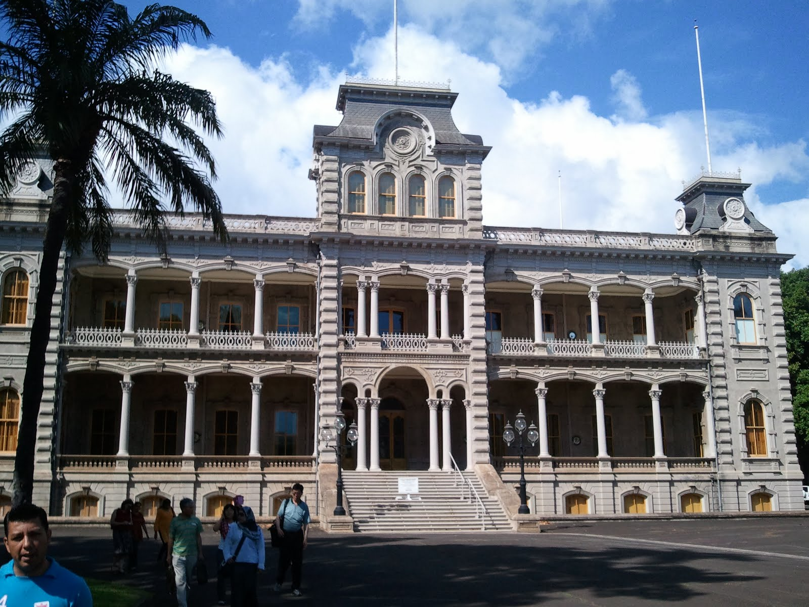 iolani palace Tours iolani palace offers 2 tours: a docent guided tour, and a self-guided audio tour (in addition to the tours a basement gallery only admission is available.