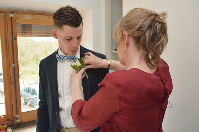 boda novio traje