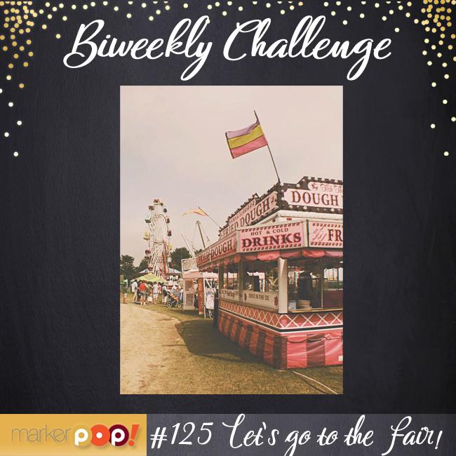 Guest Designer Challenge #125