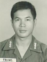 Trần Văn Trung, Đại đội 61