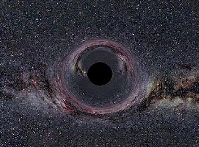 Misteri Black Hole dalam Al-Quran