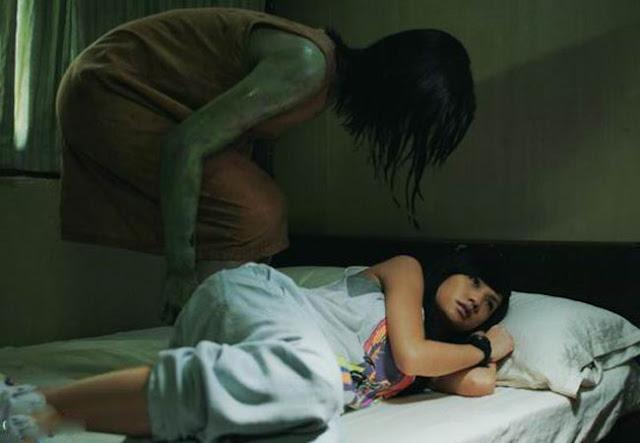 ditindih hantu saat tidur
