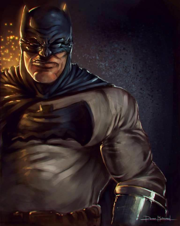 Batman Without Job
