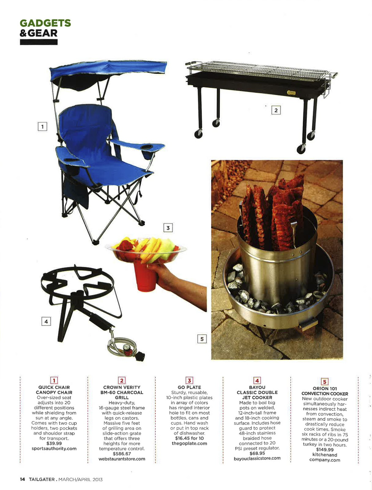 Tailgater Monthly Features Quik Shade Tailgate Canopy and Chair  sc 1 st  Blog & TO You: Tailgater Monthly Features Quik Shade Tailgate Canopy and ...